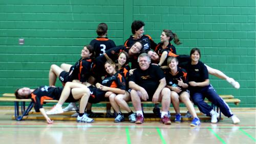 Equipe Dames 2010-2011