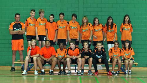 Equipe M15 2010-2011