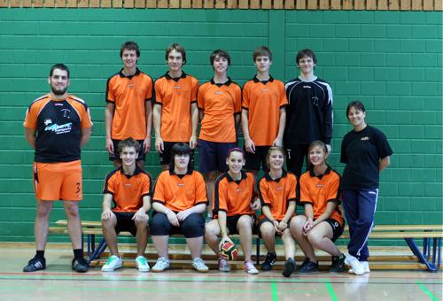 Equipe M17 2010-2011