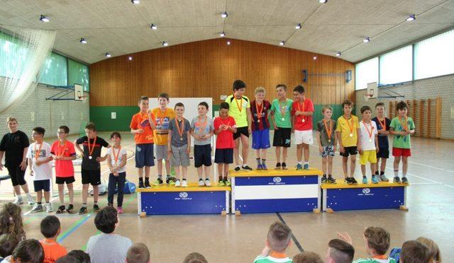 Tournoi de Mini-street handball