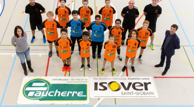 Merci à nos sponsors: Faucherre Transports et Isover